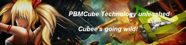 Cubee's Gone Wild ... Cloud-based Headless Games Unleashed!