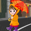 Rain Girl Dress Up