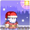 Santaman & His Iced Muffins