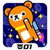 Space Rush – Tappi Bear