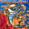 Sharky Coloring 1