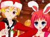 Christmas Friends Dress Up