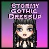 Stormy Gothic Dressup