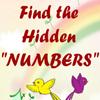 "Find The Hidden \""numbers\"""