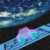 3d Space Car